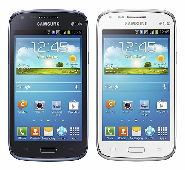 Update Android 4.4 KitKat Samsung Galaxy S3 Mini