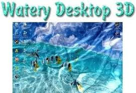 Crack Patches Software: Watery Desktop 3D v3.53 Full Serial