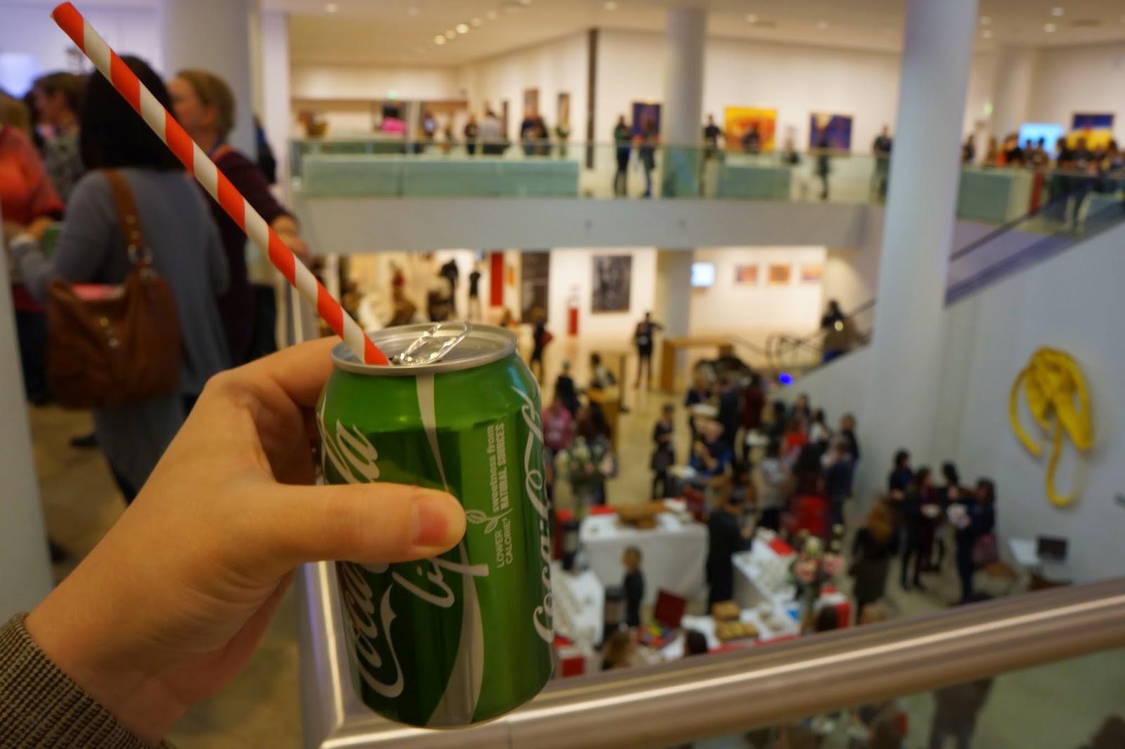 mumsnet blogfest 2014 coca cola