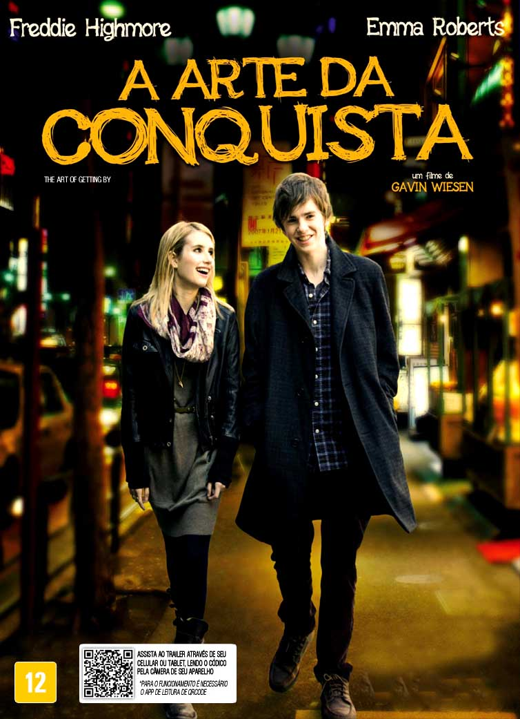 A Arte da Conquista Torrent - Blu-ray Rip 1080p Dual Áudio (2012)