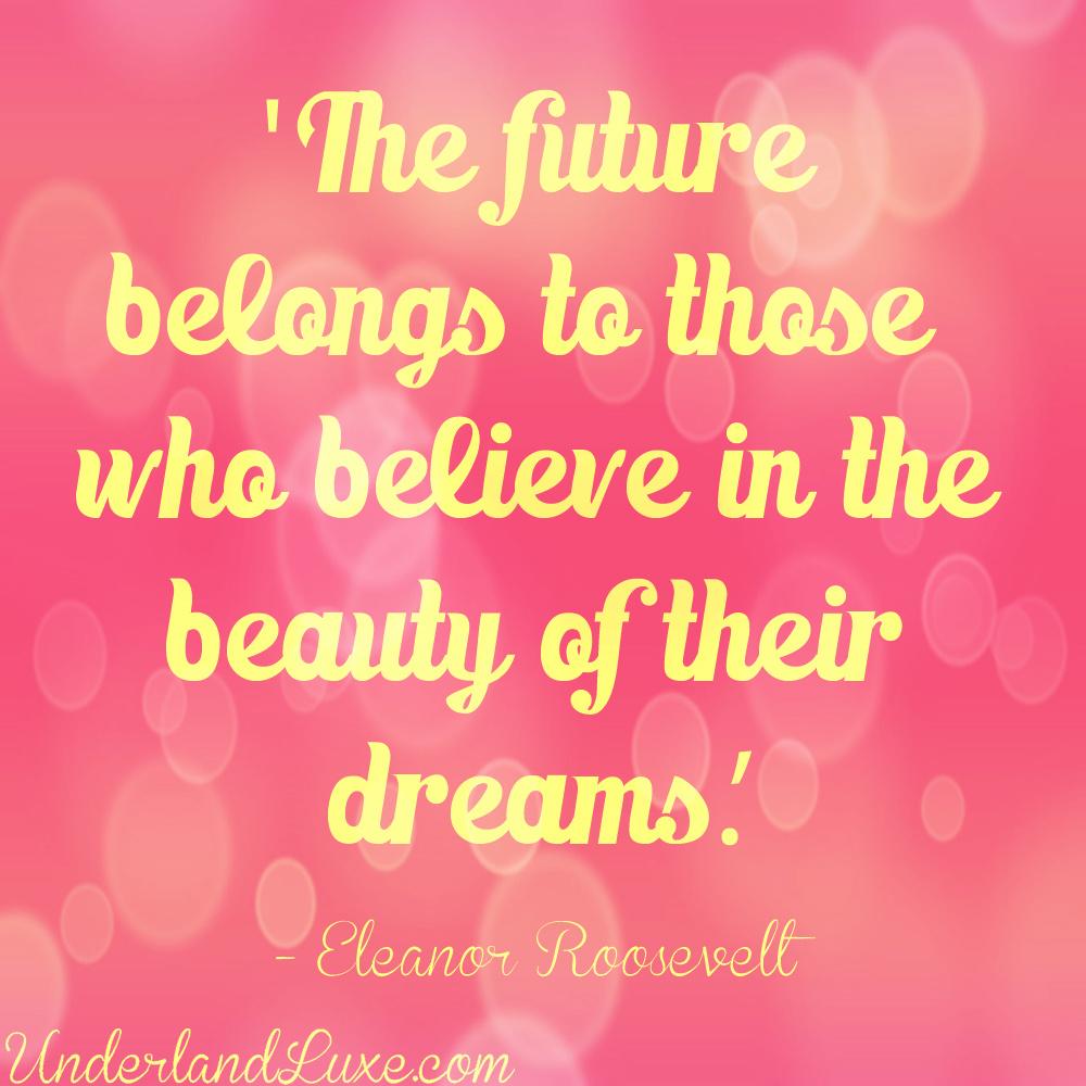 Inspiring Quotes Eleanor Roosevelt: Fdr Famous Quotes. QuotesGram