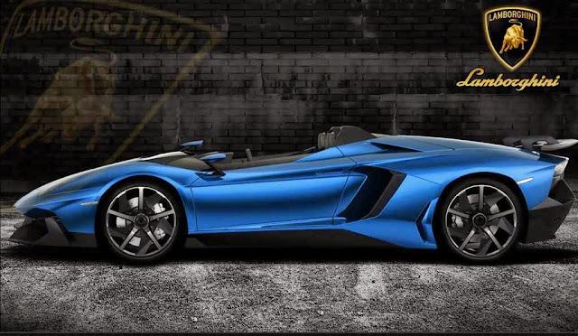 Gambar Sport car Lamborghini