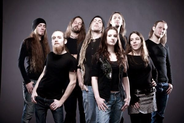 Eluveitie - band