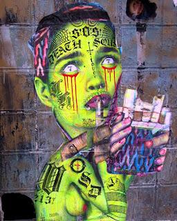 Wheatpaste Cigarettes
