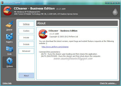 CCleaner Business Edition v3.18.1689 full version with crack