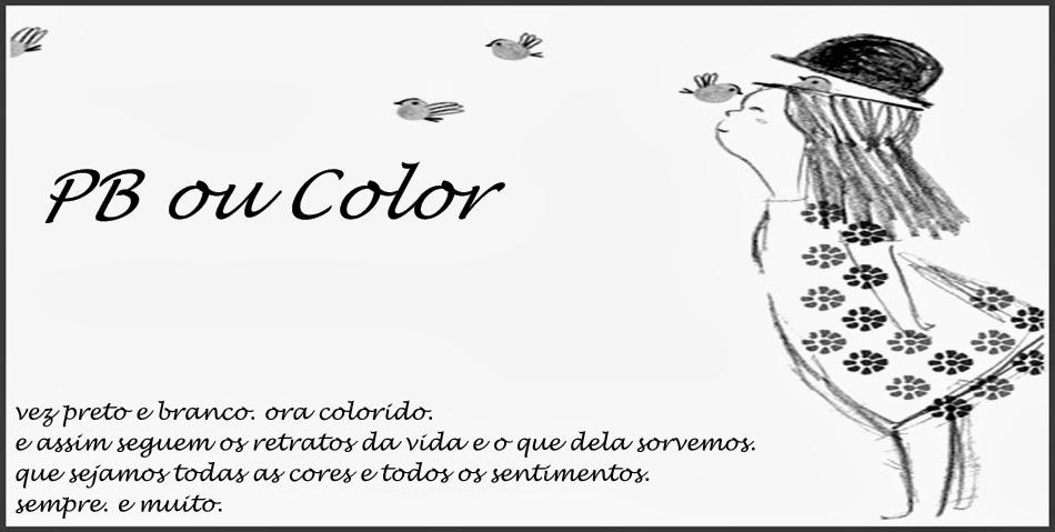 PB  ou  Color