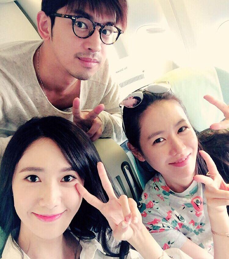 Kwon yuri son ye jin dating