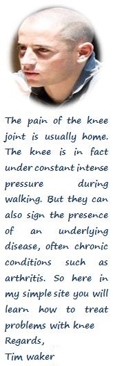 About Water On The Knee Author