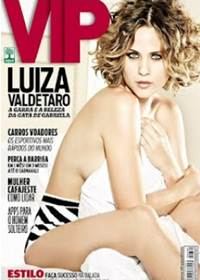 Download Revista VIP Luiza Valdetaro Setembro 2012