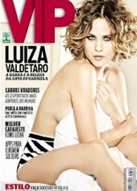download VIP Luiza Valdetaro Setembro 2012 poster capa dvd