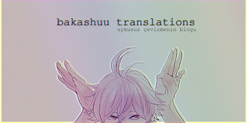 bakashuu translations