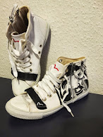 rare evisu shoes