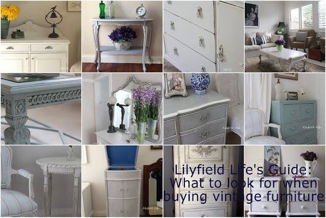 Lilyfield Life painted vintage furniture