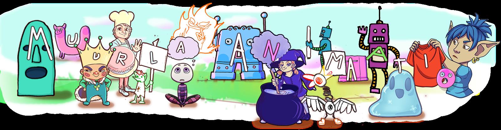 Muurlan animaatiolinjan blogi