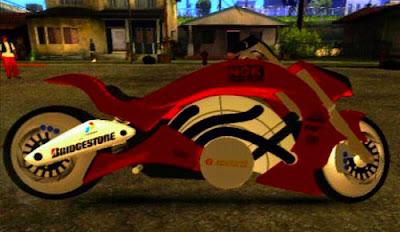 Mod Predator Super Bike