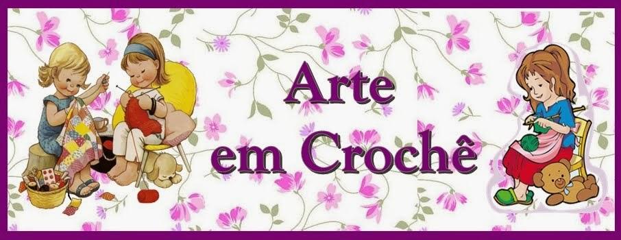 Arte em Crochê