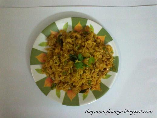 Nutrela Soya Chunks Biryani Recipe