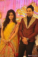 Celebraties at Actor Bharat n Jessy Wedding Reception Photos+%252859%2529 Actor Bharath n Jessy Wedding Photos