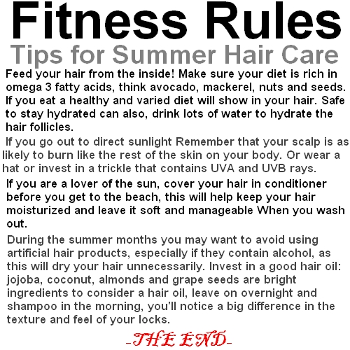 Makeup rules for the gym 53