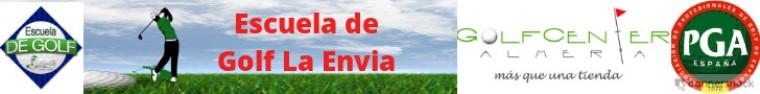 ESCUELA DE GOLF LA ENVIA (ALMERIA)