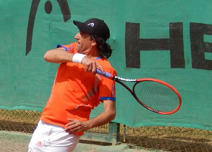 """ITF SENIORS G """"A"""" NAUTICO SAN ISIDRO - MIERCOLES"""