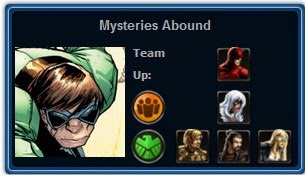 Mission 2 - Mysteries Abound