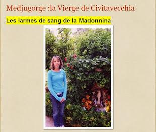 Medjugorge :1995 la Vierge de Civitavecchia