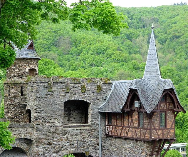 Duas torrezinhas de Cochem