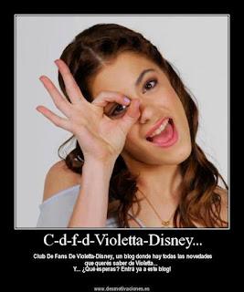 La foto official de C-d-f-d-Violetta-Disney