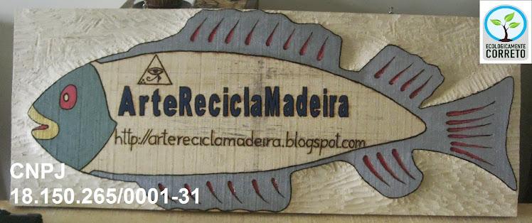 ArteReciclaMadeira