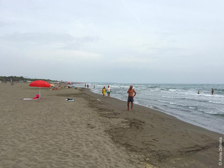 Самый длинный пляж Черногории