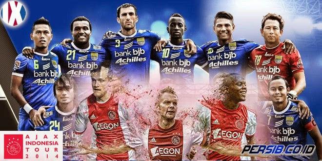 Persib Bandung vs Ajax Amsterdam