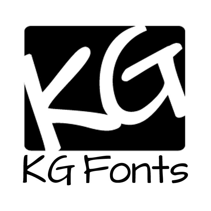 Fonts I use: