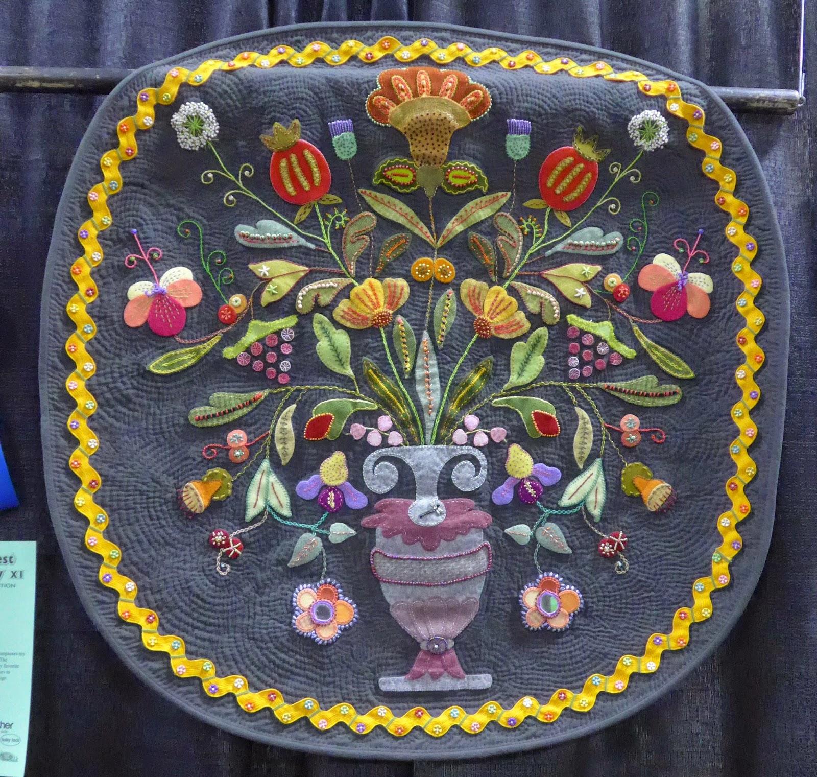 Quilts Gravestones And Elusive Ancestors Quilt Fest Nj