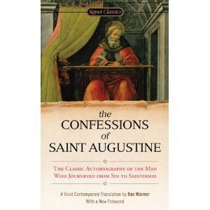 reflection confession of st. augustine essay The confessions of montaigne  self for which augustine's confessions was the  suggestions on some of my earlier reflections on the essays.