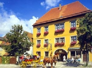 Meistertrunk Inn, Rothenburg, Germany