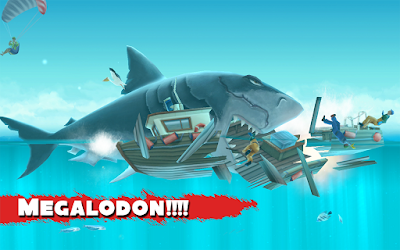 Hungry Shark Evolution Mod Apk + Data v1.7.4 Android APK
