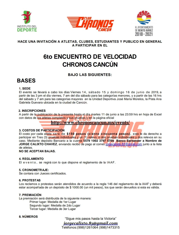 Chronos Cancún