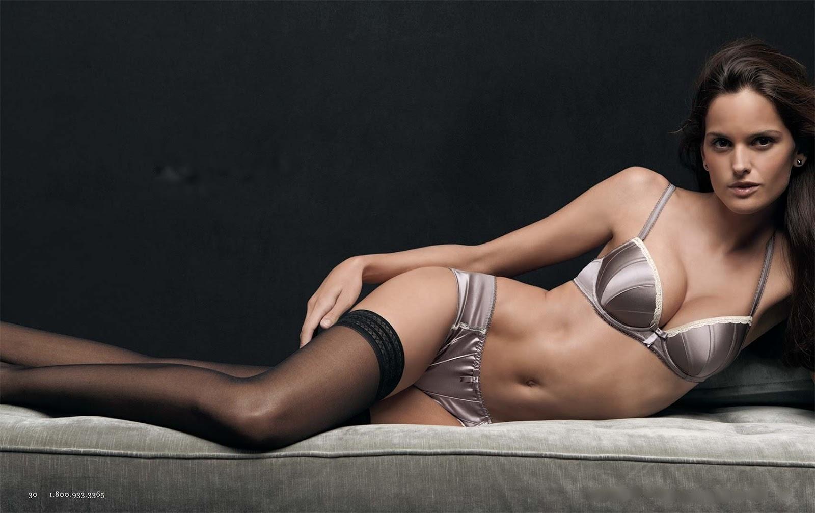 Izabel Goulart - Nordstrom Lingerie - Lingerie Models