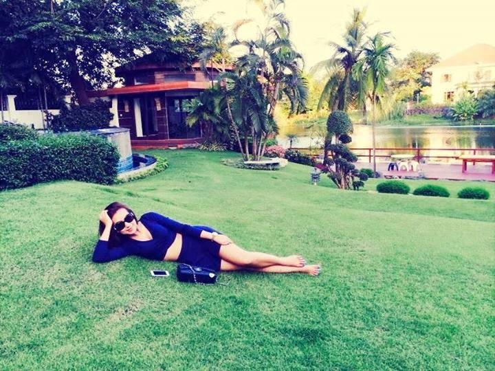 Myanmar Model Waso Mo Oo Stunning Photos Collection