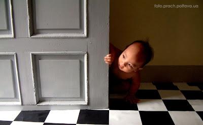 Любопытство ребенка