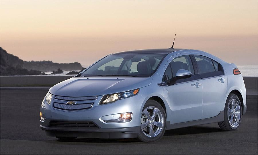 Chevrolet Will Introduce the 2016 Volt Next Year