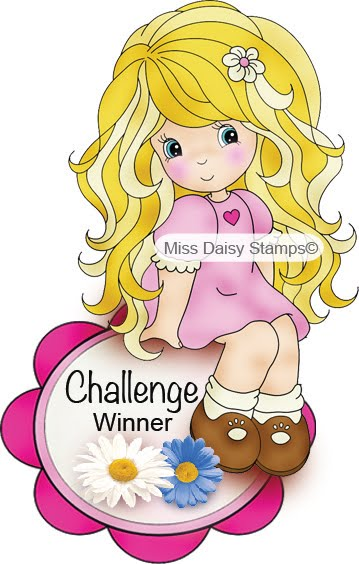 Winner at Miss Daisy Facebook group