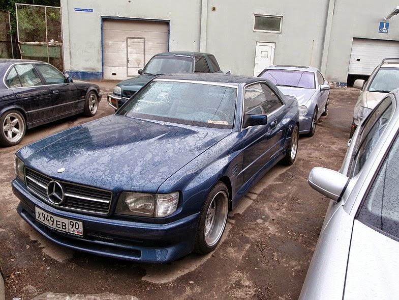 Mercedes benz 560 sec amg koenig specials widebody for Mercedes benz specials