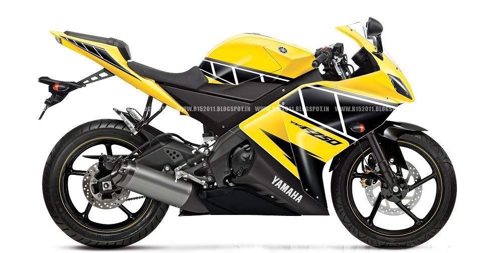 Yamaha 250cc at 2014 ~ Yamaha YZF R15 Version 2.0