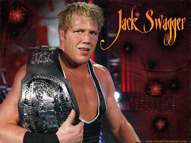 Jack Swagger after match