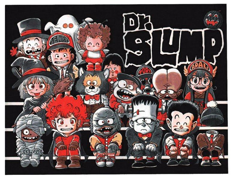 Dr. Slump - Akira Toriyama [40 CBR | Español | 719.22 MB]