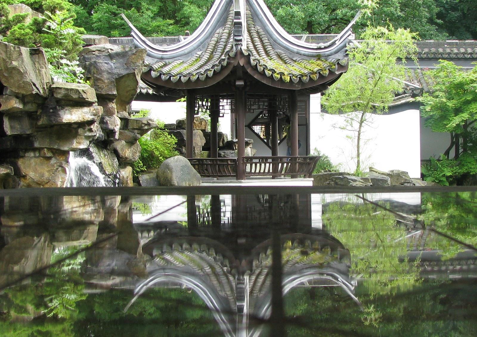 Crown of creation japanischer garten bochum for Japanischer garten