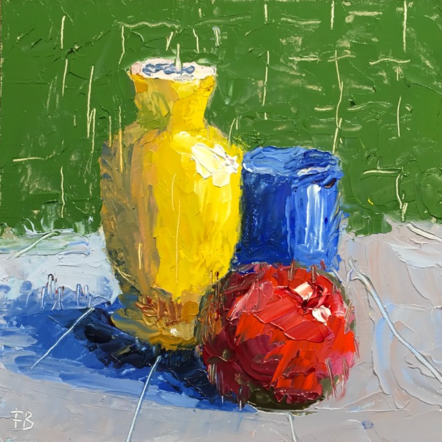 342 primary colors buy now fredswall com this 6x6 painting is