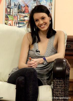 Луиза Григорова: Изобщо не пия кафе, освен това не пуша и цигари
